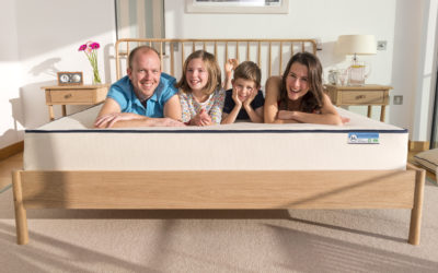 Latex matras toppers